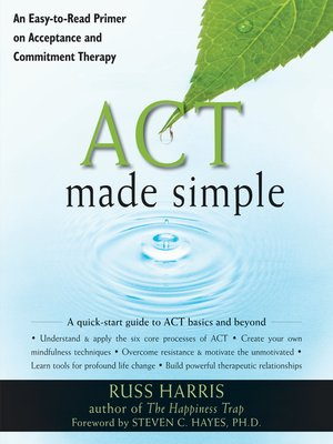 cover image of ACT Made Simple